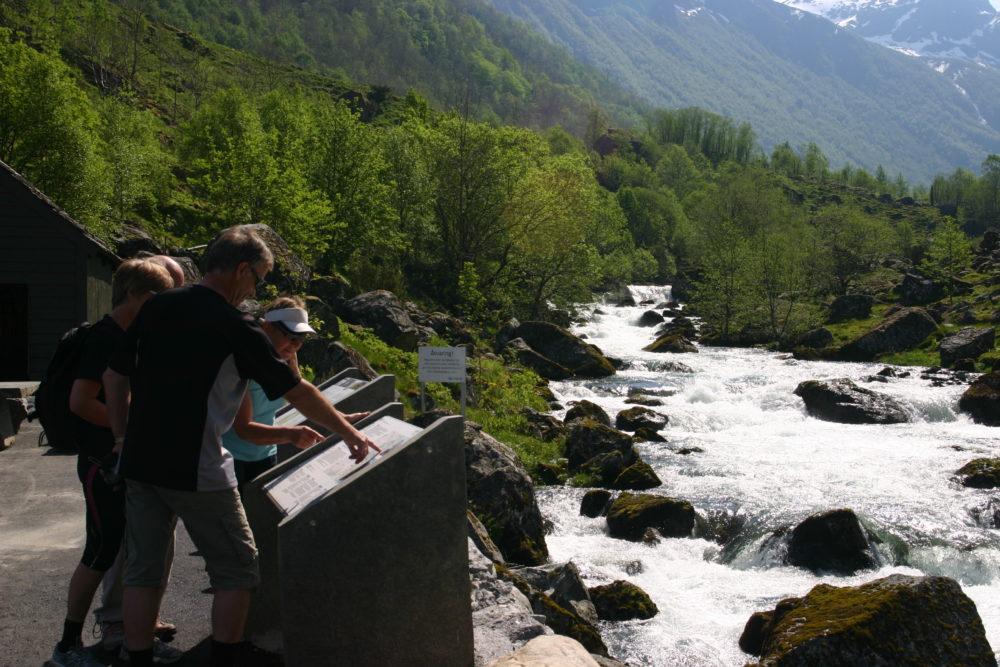 Startpunkt Bondhusdalen